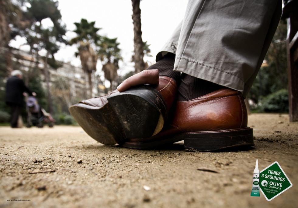 Cola Loca-Zapatos